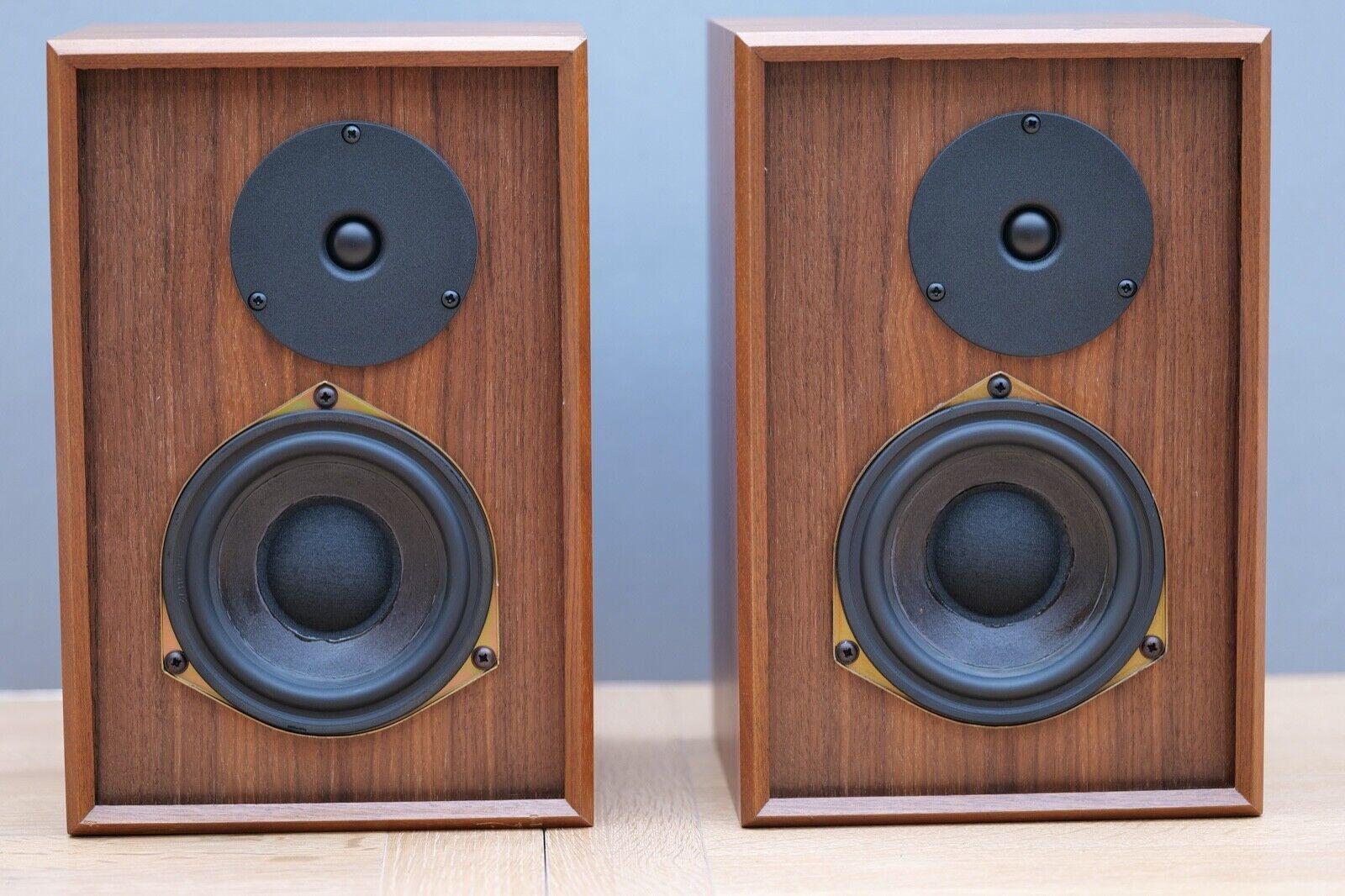 Royd Coniston R Loudspeakers - Walnut veneer (1990)