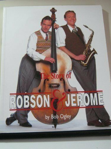 "The Story of ""Robson and Jerome"",Bob Ogley- 9781872337838"