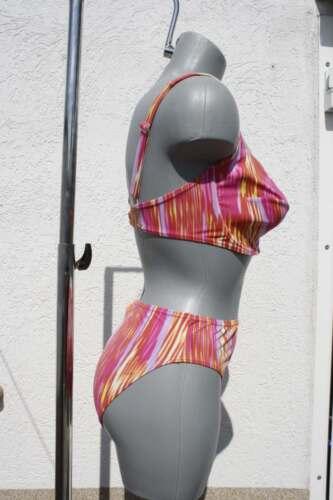 2019//20 Saison 400275 Lentiggini Marken Bügel Bikini Slip BUNT in 40 CUP D