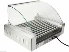 Durable Commercial Made 30 Hot Dogs With11 Rollers Grill Cooker Machine