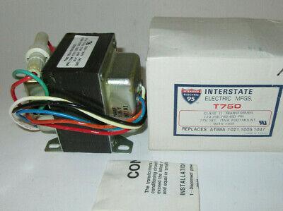 HONEYWELL AT88A-1021 Transformer 24V SEC 75VA 208//240V 50//60HZ