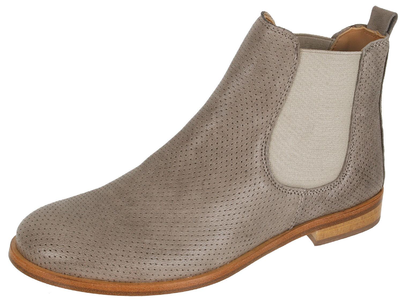 Gallucci J05427AM Mädchen Damen Stiefeletten Chelsea Stiefel Leder Gr. 33, 41 Neu    | Räumungsverkauf