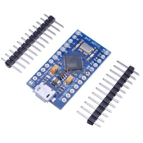 Leonardo Pro Micro ATmega 32U4 8 MHz 3.3 V Remplacer ATmega 328 Pro Mini Arduino