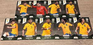 Panini Prizm World Cup 2014 Brazil Full Set Inc. Neymar First Prizm Card