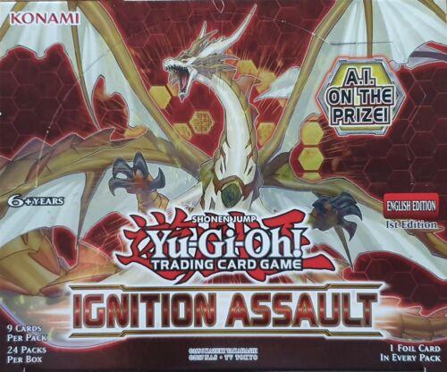 Light Dragon @Ignister IGAS-EN044 Super Rare Yu-Gi-Oh Card 1st Edition New