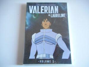 DVD-NEUF-VALERIAN-amp-LAURELINE-VOL-1
