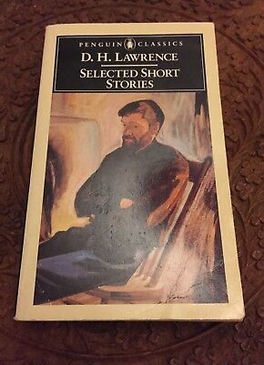 Selected Short Stories By D. H. Lawrence - Paperback Book - Penguin  Classics | eBay