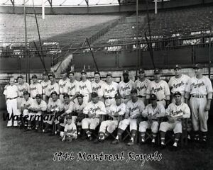 1946-Jackie-Robinson-AAA-Montreal-Royals-Team-Picture-8-X-10-Photo-Free-Ship