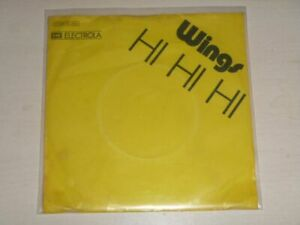 WINGS-Paul-amp-Linda-McCartney-Hi-Hi-Hi-7-034-SINGLE-LP-EMI-1C-006-05-208