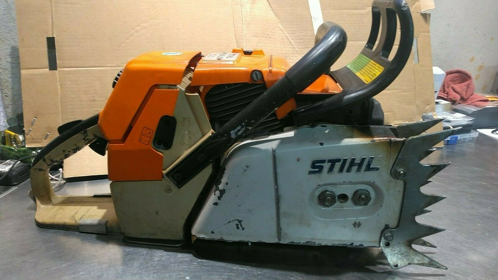 STIHL 084AV Chainsaw (Power head Only). Available Now for 1668.00