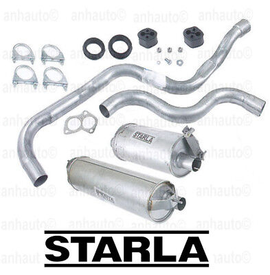 NEW For Volvo 240 242 245 262 265 Exhaust System Kit Starla 271421
