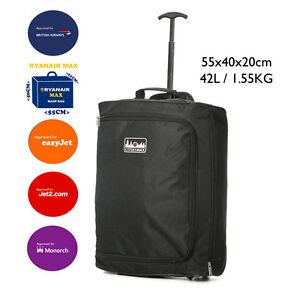 Le Ryanair Trolley Sur 55x40x20 35x20x20 Afficher Main Set D'origine Sac Bagage Détails Titre Holdallamp;ou Bagages CBdxoWre