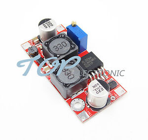Boost-Buck-DC-DC-adjustable-step-up-down-Converter-XL6009-Module-Solar-Voltage