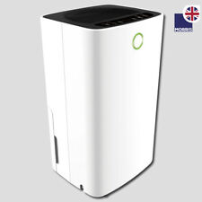 12L Dehumidifier For Mould and Moisture Extraction Quiet 36dB with Wheels - 25㎡