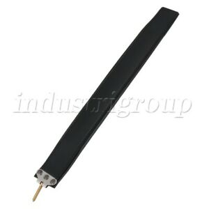 PU-Leather-46x5x1cm-Bass-Hand-Strap-5mm-Thread-for-Accordion-Black
