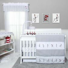 Item 3 Trend Lab The Cat In Hat Comes Back Baby Nursery Crib Bedding Set New