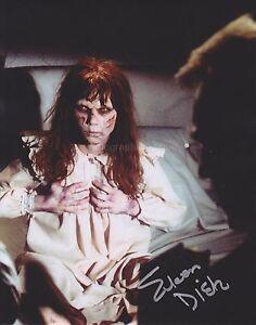 Eileen-Dietz-HAND-Signed-8x10-Photo-Autograph-Regan-The-Exorcist