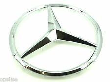 Genuine New MERCEDES GRILLE BADGE Front Star Emblem For C-Class W205 S205 2015+