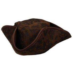 La imagen se está cargando Jack-Sparrow-Adultos-Sombrero-De -Pirata-Caribe-Pirata- 5a8c94ca43d