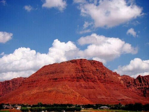 Collections - Weddings Art 2 lb Bag of Sand Utah Red Dirt - Soil Crafts