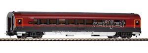 PIKO-57643-Schnellzugwagen-Railjet-2-Kl-22-90-206-2-OBB-Ep-VI-601