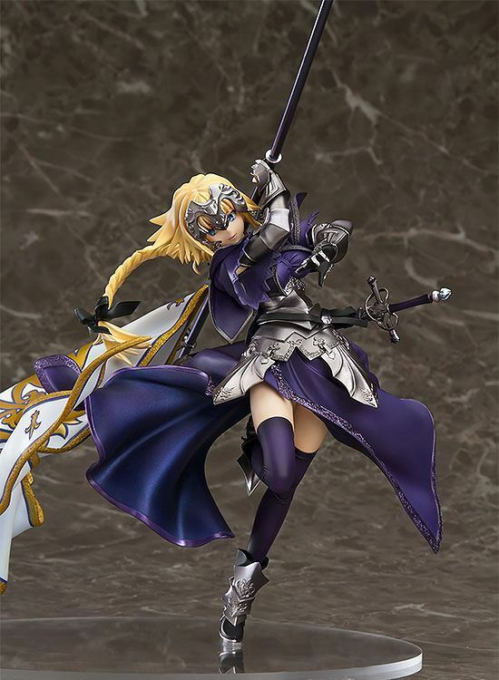 FATE-APOCRYPHA  JEANNE d' ARC 1 8 STATUE 19cm MAX FACTORY