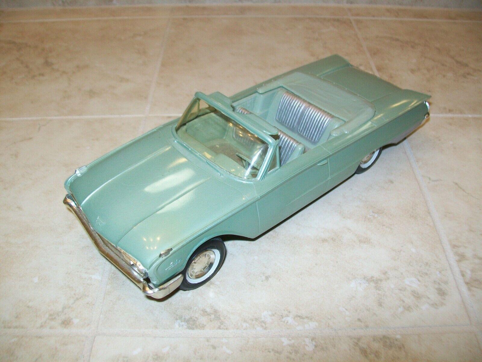1960 Ford Galaxie cabriolet promo Utmärkt