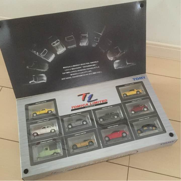 Tomy TL Tomica horizonte Subaru Azulbird limitada mejor selección de modelos de 10