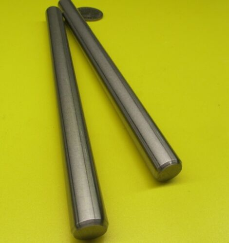 Undersized 15 mm Diameter x 200 mm Length 2 Units Shaft 1055 Steel Rod