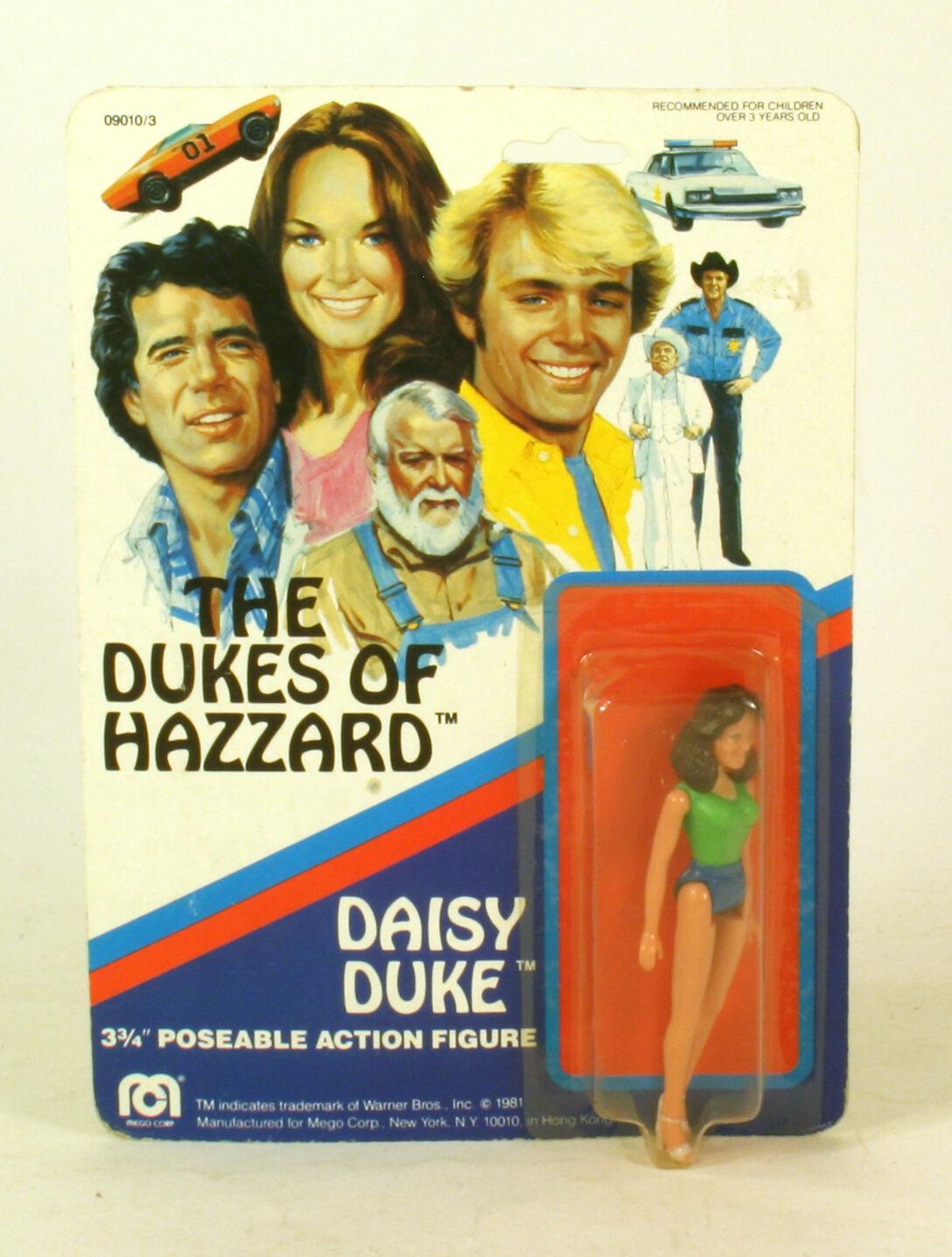 Jahrgang Mego Die Dukes of Hazzard Daisy Duke MOC