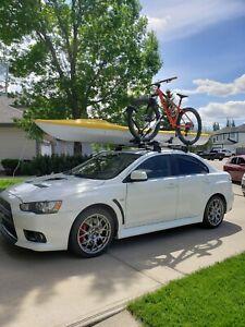 2014 Mitsubishi Evolution Evolution MR