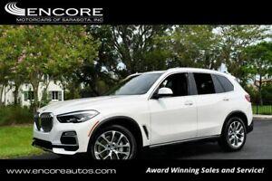 2020 BMW X5 xDrive40i Sports Activity Vehicle W/Luxury Seating