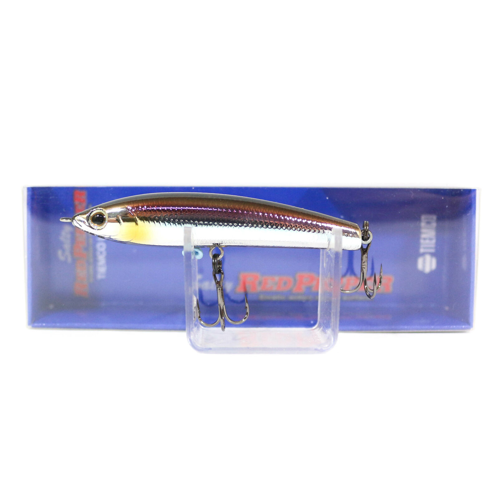 3566 Details about  /Tiemco Red Pepper Baby Lipless Minnow Leurre RPB-512