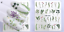 Adesivi-Unghie-Decalcomanie-Nail-Art-WATER-Decals-Stickers-Lavande-Fiori-Farfall miniatuur 16