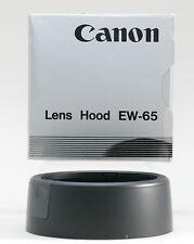 Canon Sonnenblende EW-65 für  EF 2,0/35   2,8/28