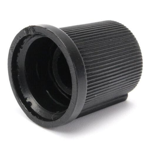 AG3 15X17mm Gesicht Kunststoff Für Drehkegel Potentiometer Loch 6mm KnopfZBDE
