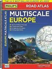 Philip's Multiscale Europe 2016 by Octopus Publishing Group (Spiral bound, 2015)