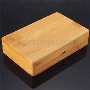 Vintage-Bamboo-EVA-Fly-Fishing-Box-Lure-Baits-Storage-Case-Tackle-Box-Tool