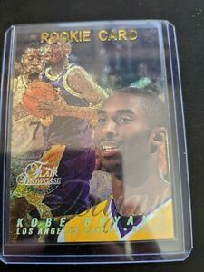 1996-97-Flair-Showcase-Row-0-Kobe-Bryant-RC-Rookie-RARE-Insert-Mint