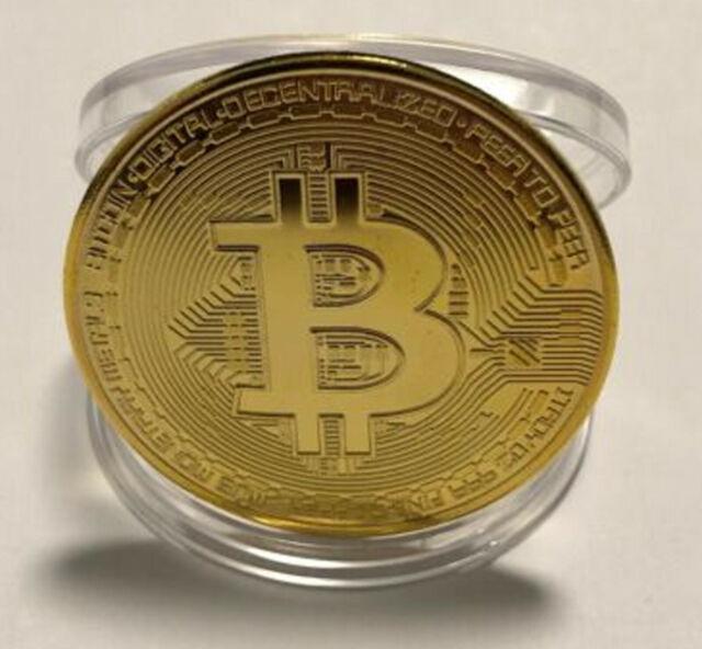 medaille bitcoins