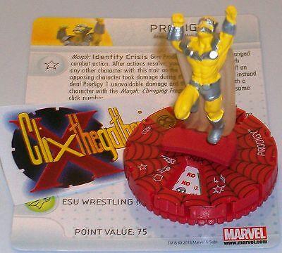 PRODIGY #053 #53 Amazing Spider-Man Marvel Heroclix CHASE RARE