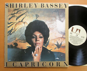 Shirley-Bassey-I-Capricorn-1972-United-Artists-UAS-29246-NM-VG