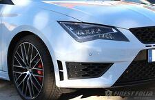 Kiemen Folie Schwarz passend für Seat Leon Cupra 5F SC ST Performance FR Tuning
