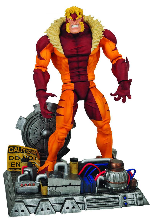 Marvel Select - Sabretooth Action Figure