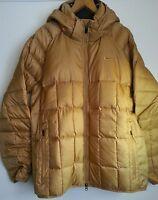 Mens Nike Puffer Coat Vandal 550 Duck Down Hooded Warm Padded Jacket £120 L S