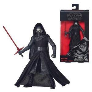 Hasbro Star Wars The Black Series Kylo Ren Action Figure