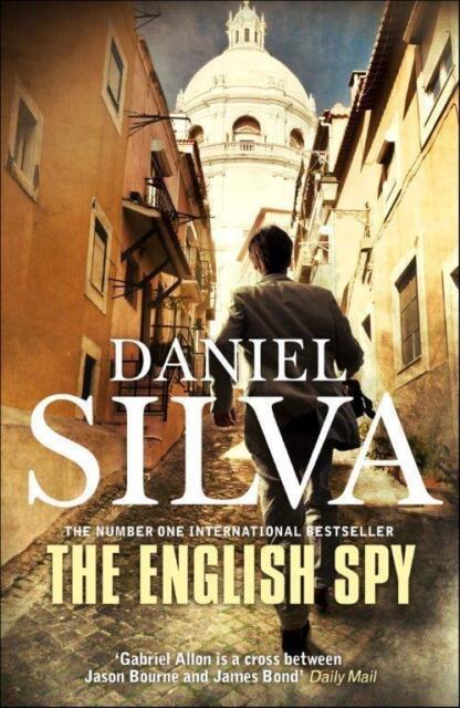 The English Spy von Daniel Silva (2015, Taschenbuch)