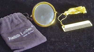 Adattabile Vintage Judith Leiber Borsetta Accessorio Kit Uu541 Beneficiale Per Lo Sperma