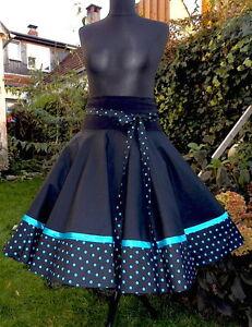 abc7593d567029 Das Bild wird geladen Tellerrock-Tanz-Square-Dance-Rock-Skirt-50er-Petticoat -