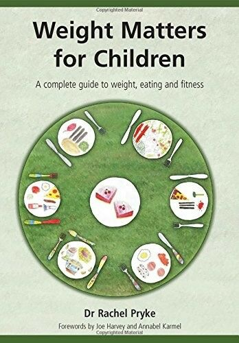 1 of 1 - Acceptable, Weight Matters for Children: A Complete Guide to Weight, Eating and